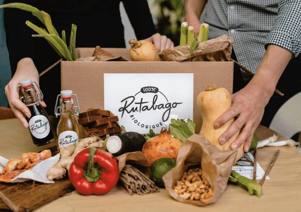 Une box à cuisiner rutabago